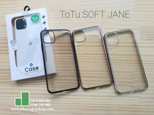 Ốp dẻo ToTu Soft Jane iPhone 11 Pro (Model 068)
